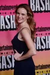 Danielle Panabaker attends Entertainment Weekly's Comic-Con Bash in San Diego