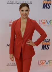 Jenna Johnson attends 24th annual Race to Erase MS gala in Beverly Hills