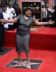 Shirley Caesar honored during ceremony on the Hollywood Walk of Fame
