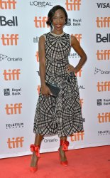 Nikki Amuka-Bird attends 'The Laundromat' premiere at Toronto Film Festival