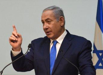 Israeli Prime Minister Benjamin Netanyahu Gives Press Statement