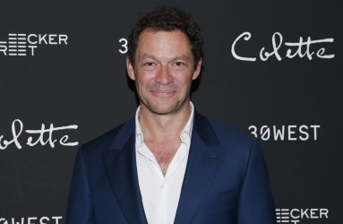 Dominic West at the New York screening of 'Colette