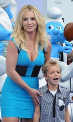 """""""The Smurfs 2"""" premieres in Los Angeles"""