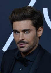 Zac Efron attends the 75th annual Golden Globe Awards in Beverly Hills