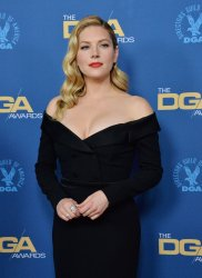 Katheryn Winnick attends the 72nd annual DGA Awards in Los Angeles