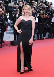 Ludivine Sagnier attends the Cannes Film Festival