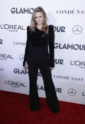 Alicia Silverstone arrives to the 2018 Glamour Women of the Year Awards