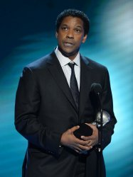 """Denzel Washington wins best actor award for """"Fences"""" at the NAACP Image Awards in Pasadena"""