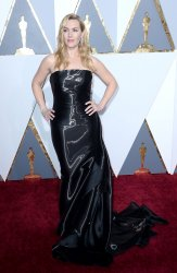 Kate Winslet arrives for the 88th Academy Awards in Hollywood