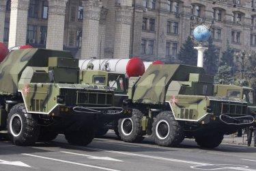 Ukrainian Independence Day military parade