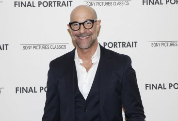 Stanley Tucci at the 'Final Portrait' New York Screening