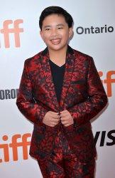Albert Tsai attends 'Abominable' premiere at Toronto Film Festival