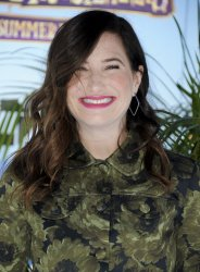 """Kathryn Hahn attends the """"Hotel Transylvania 3: Summer Vacation"""" premiere in Los Angeles"""