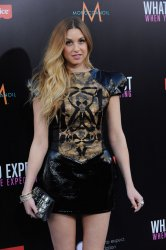 "Whitney Port attends the premiers of ""What to Expect When You're Expecting"" in Los Angeles"