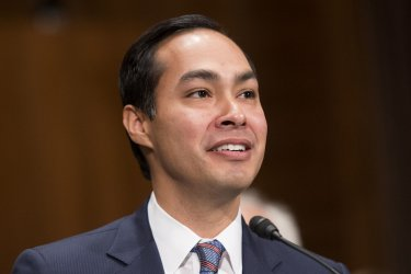 Julian Castro's Confirmation Hearing in Washington, D.C.