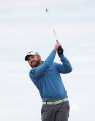 J B Holmes on the 2nd day of the Open Championship at Royal Portrush