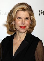 "Christine Baranski arrives for the Metropolitan Opera premiere of ""Manon"" in New York"