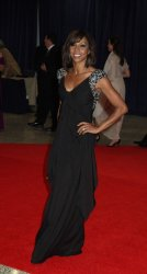 Actress Holly Robinson Peete arrives at the White House Correspondents' Association Dinner