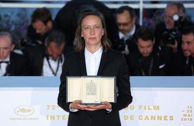 "Celine Sciamma wins ""Best Screenplay"" award at the Cannes International Film Festival"