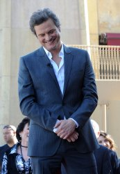 Colin Firth receives star on the Hollywood Walk of Fame in Los Angeles