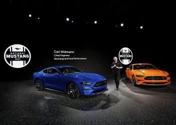 2019 New York International Auto Show