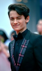Tenzing Norgay Trainor attends 'Abominable' premiere at Toronto Film Festival