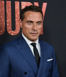 """Rufus Sewell attends the """"Judy"""" premiere in Los Angeles"""