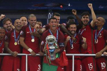 Euro 2016 Soccer Final - Portugal v France