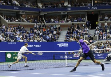 Daniil Medvedev of Russia reaches the finals at the US Open