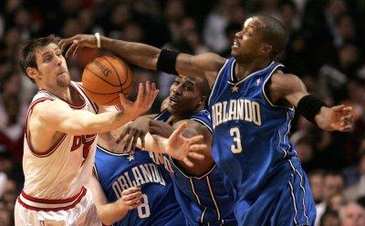 NBA CHICAGO BULLS VS ORLANDO MAGIC