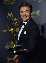 Dr. Mehmet Oz attends the 44th Annual Daytime Emmy Awards