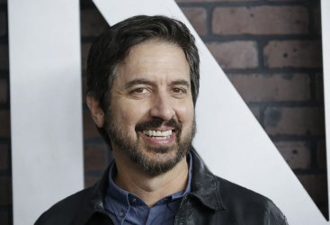 Ray Romano arrives at premiere of 'Vinyl'