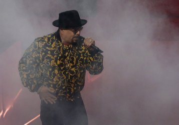 Ice-T at the MTV Video Music Awards