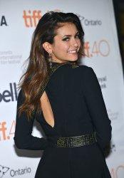 Nina Dobrev attends 'The Final Girls' premiere at the Toronto International Film Festival