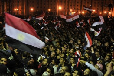 Consecutive Protests Calling For the Ouster of President Hosni Mubarak