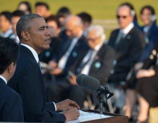President Obama Makes Historic Visit to Hiroshima