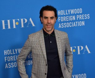 Sacha Baron Cohen attends HFPA grants banquet in Beverly Hills