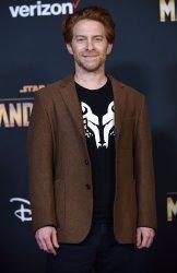 Seth Green attends 'The Mandalorian' premiere in LA