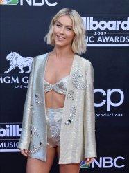 Julianne Hough attends the 2019 Billboard Music Awards in Las Vegas