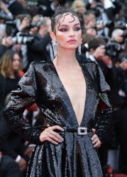 Luma Grothe attends the Cannes Film Festival