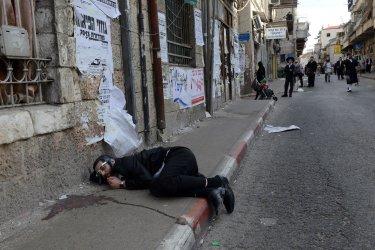 Jews Celebrate Purim In Jerusalem