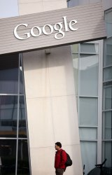 New Google superphone unveiled in Mountain View, California