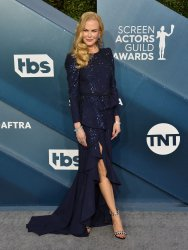 Nicole Kidman attend the 26th annual SAG Awards in Los Angeles