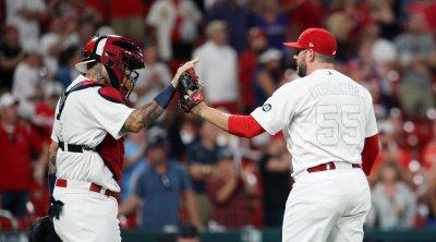 St. Louis Cardinals defeat Colorado Rockies