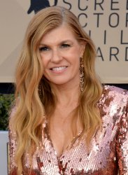Connie Britton attends the 24th annual SAG Awards in Los Angeles