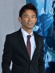 "James Wan attends ""Aquaman"" premiere in L.A."