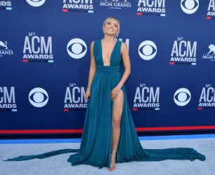 Danielle Bradbery attends the Academy of Country Music Awards in Las Vegas