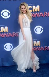 Kelsea Ballerini attends the 53rd annual Academy of Country Music Awards in Las Vegas