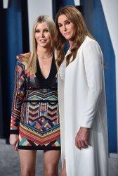 Caitlyn Jenner attends Vanity Fair Oscar party 2020