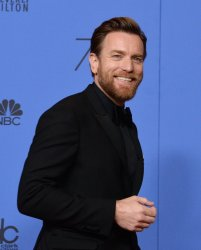 Ewan McGregor wins the award for Best Performance by an Actor in a Limited Series or a Motion Picture Made for Television for 'Fargo' at the 75th annual Golden Globe Awards in Beverly Hills